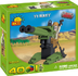 cobi army turret piece building block