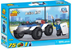 cobi action town police piece building