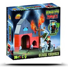 Burial Chamber Monsters Vs Zombies Toy