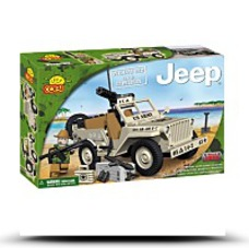 Save Cobi Blocks Small Army 24113 Jeep Willys