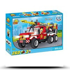 Cobi Fire Team 260 Pieces
