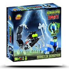 Monster Scorpion Vs Zombies Toy