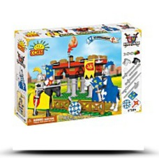 Save New Knights Tournament 200 Piece Building