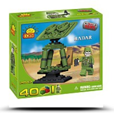 Save New Small Army Radar 40 Piece Building
