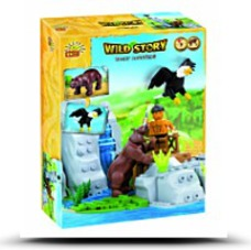 Save Rocky Mountain Wild Story Toy