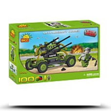 Small Army 2221 Anti Aircraft Turret