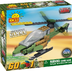 cobi army gamma helicopter piece military