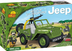 cobi blocks army willys machine awesome