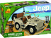 cobi army jeep willy's deser historical