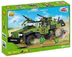 cobi blocks army scout halftrack piece