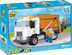 cobi blocks action town garbage truck