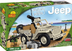 cobi blocks army jeep willys minigun