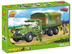 cobi army truck piece building block