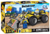 cobi action town construction bulldozer piece