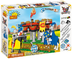 cobi knights tournament piece building block