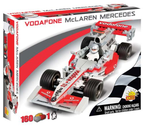 Mc Laren Vodafone F1MP4 Number 22
