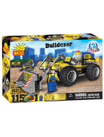 Action Town Construction Bulldozer