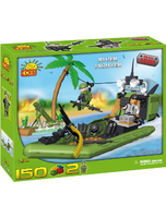 Cobi Blocks Small Army 2311 River Fighter