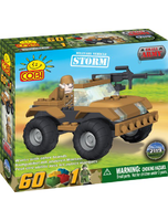 Military Vehicle Storm