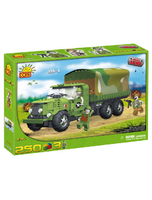 New ZIS6 Army Truck 250 Piece Building