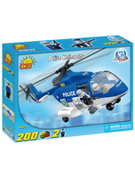 Police Helicopter 200 Pc